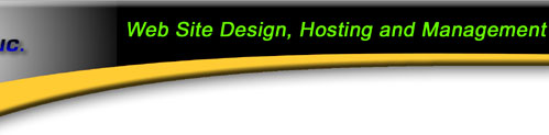 Web Site Design, Hosting, and Management